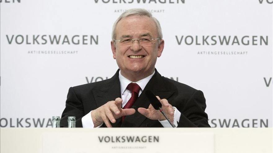 El presidente de Volkswagen quiere un crecimiento cualitativo