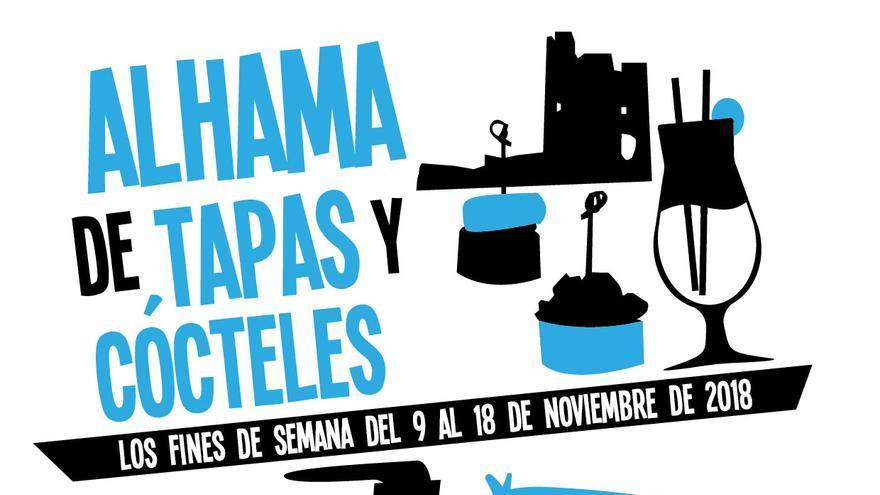 Presentada la cuarta edición de 'Alhama de Tapas y Cócteles