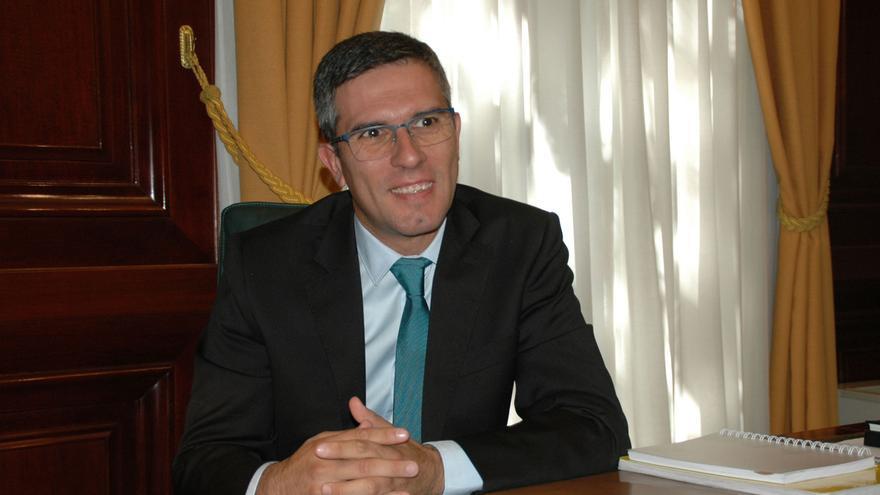 Ángel Canales es el subdelegado del Gobierno en Guadalajara