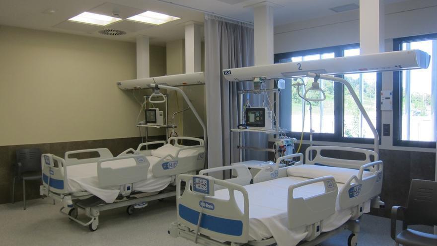 El Hospital de Urduliz abre este martes la planta de hospitalización, con 64 camas