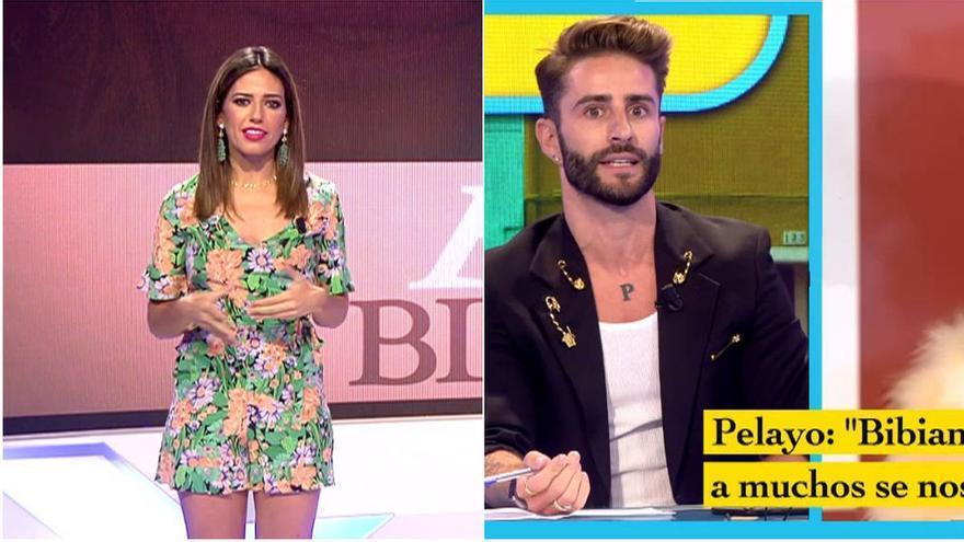 Nuria Marín y Pelayo Díaz en 'Hormigas Blancas'