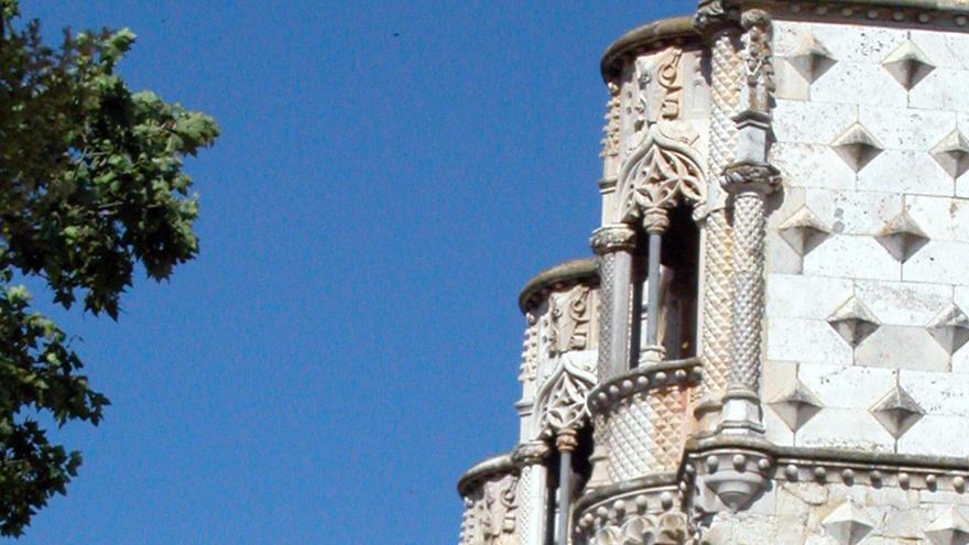 Palacio del Infantado, en Guadalajara