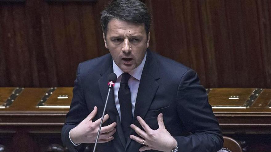 Renzi aprueba nuevas inversiones mientras sindicatos piden mejoras laborales