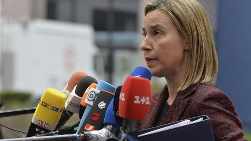 La UE y Túnez confían en una próxima solución política para Libia