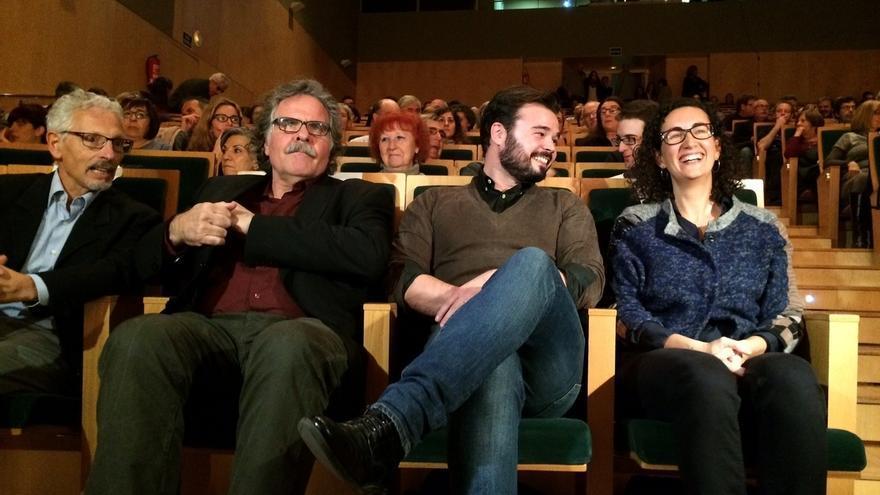 """Rufián (ERC) asegura que no apoyarán a Pedro Sánchez por considerar el proceso """"un desafío"""""""