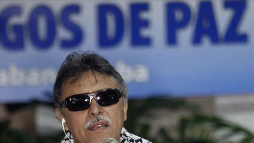 """Las FARC dicen que la firma del acuerdo sobre las víctimas es """"inminente"""""""