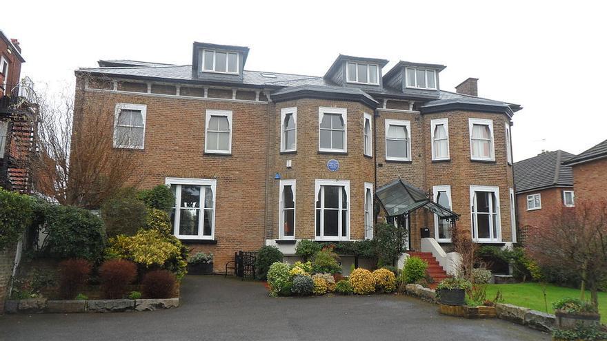 Casa donde vivió Enid Blyton