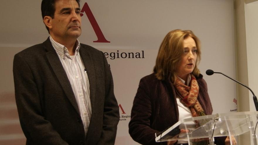 Consuelo Cano ha analizado el presupuesto regional de Sanidad