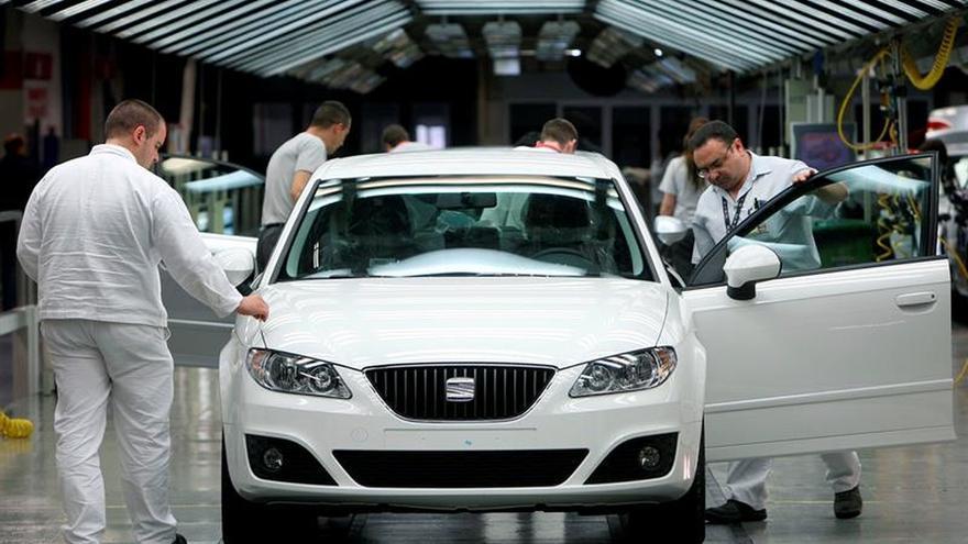 La venta de coches sube un 13 % gracias al efecto estacional de Semana Santa