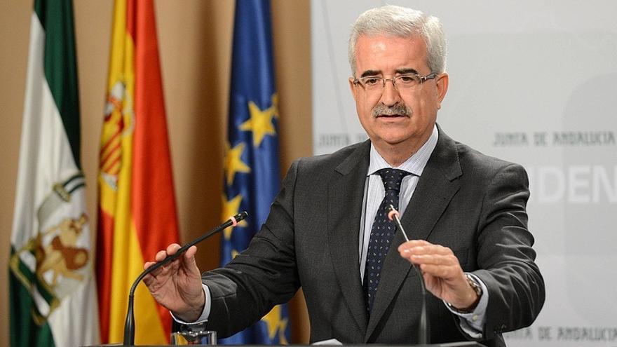 """Andalucía pide al Gobierno que la financiación autonómica no se utilice como """"moneda de cambio para acallar tensiones"""""""