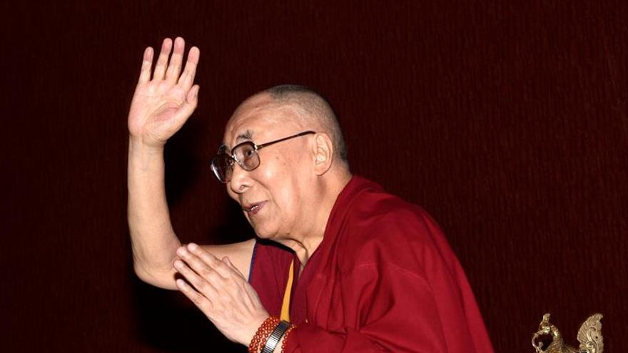 Dalái lama dará charlas durante 10 días en región india disputada por China