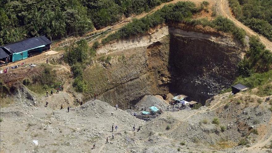 Explosión en una mina del centro de Colombia deja dos muertos y cinco heridos