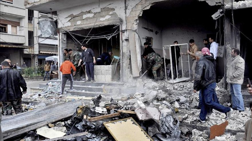 El régimen sirio mata al máximo dirigente de una brigada insurgente en Alepo