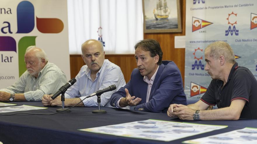 La 'Travesía Jubilar 2017' entre Santander y San Vicente reunirá a casi 30 embarcaciones
