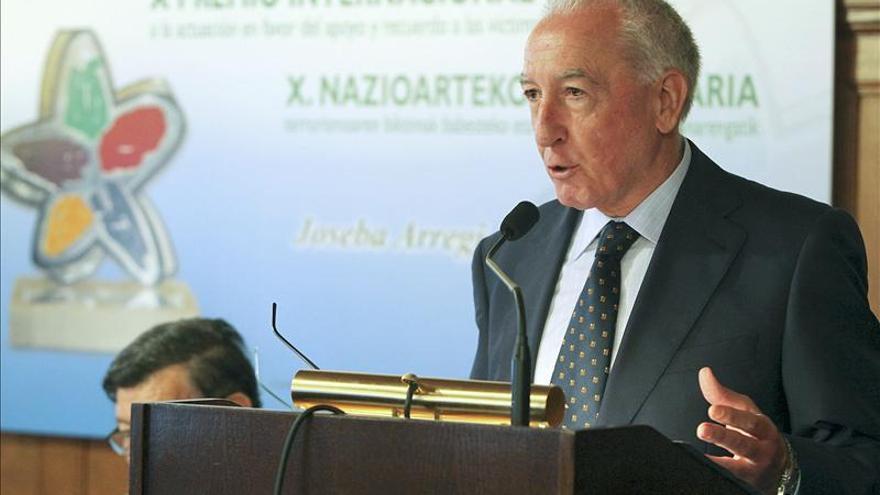 Covite pide que Joseba Arregi dirija la secretaría de Paz y Convivencia vasca