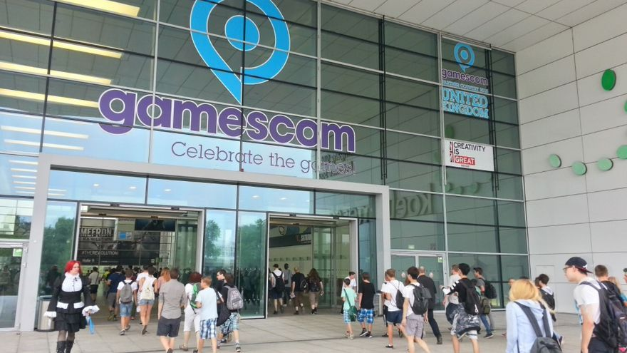 La Gamescom 2016, celebrada en Alemania / Kalligraf (WIKIMEDIA COMMONS)
