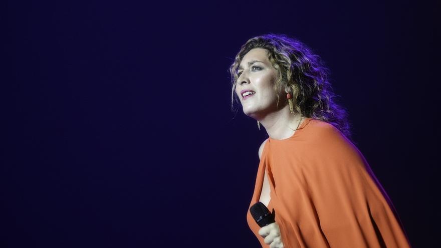 Estrella Morente ofrece este jueves un espectáculo exclusivo en San Sebastián dentro de la Gira 2015 Bankinter