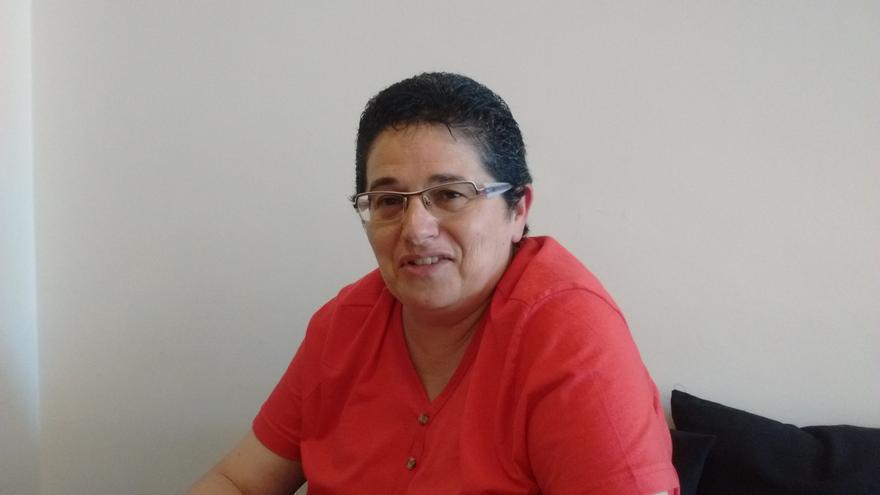 La murciana Chusa Herrero, responsable del área de confluencia de Cli AS / PSS