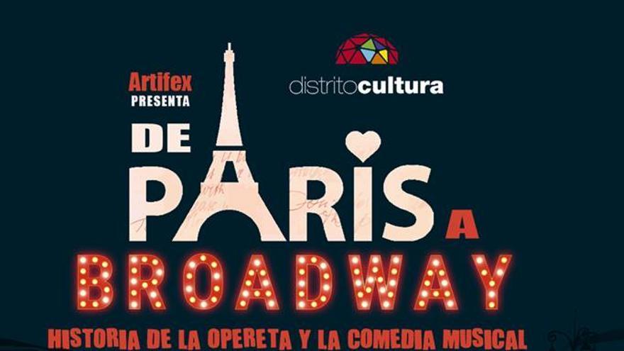 De París a Broadway