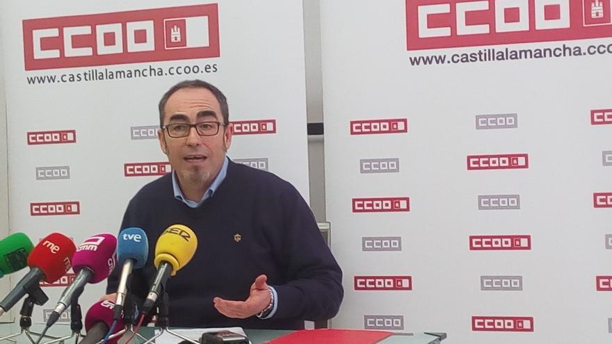 CCOO C-LM propondrá una mesa del agua con toda la sociedad y otra para hablar de negociación con Gobierno y patronal