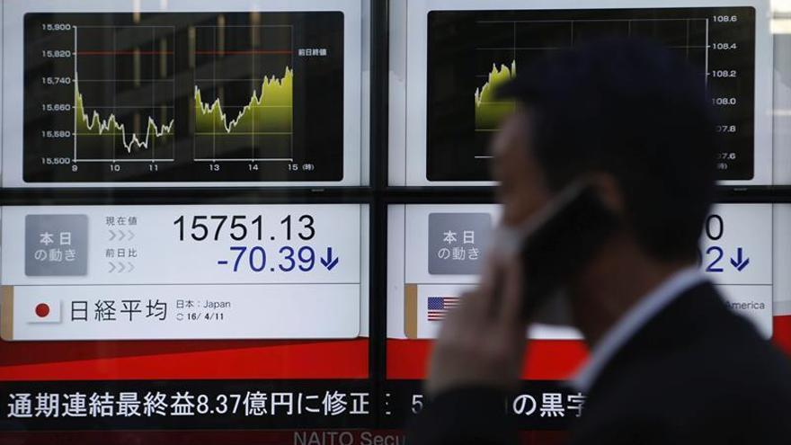 La Bolsa de Tokio avanza un 0,64 por ciento en la apertura