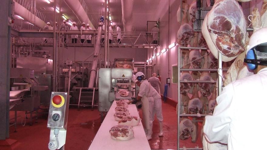 Un total de 13 alumnos superan el curso de operario de la industria cárnica de Hazi