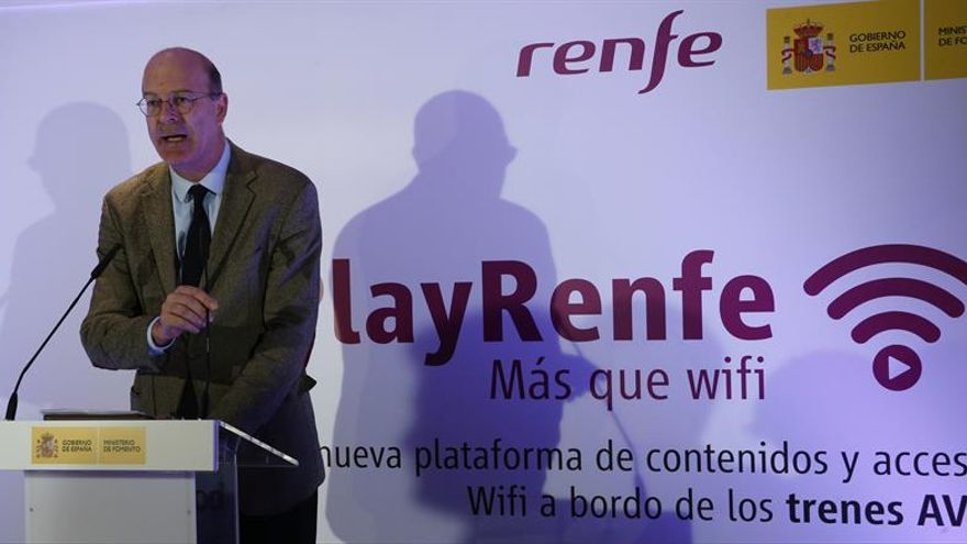 El presidente de Renfe viaja a Arabia para cerrar un acuerdo sobre el AVE a La Meca