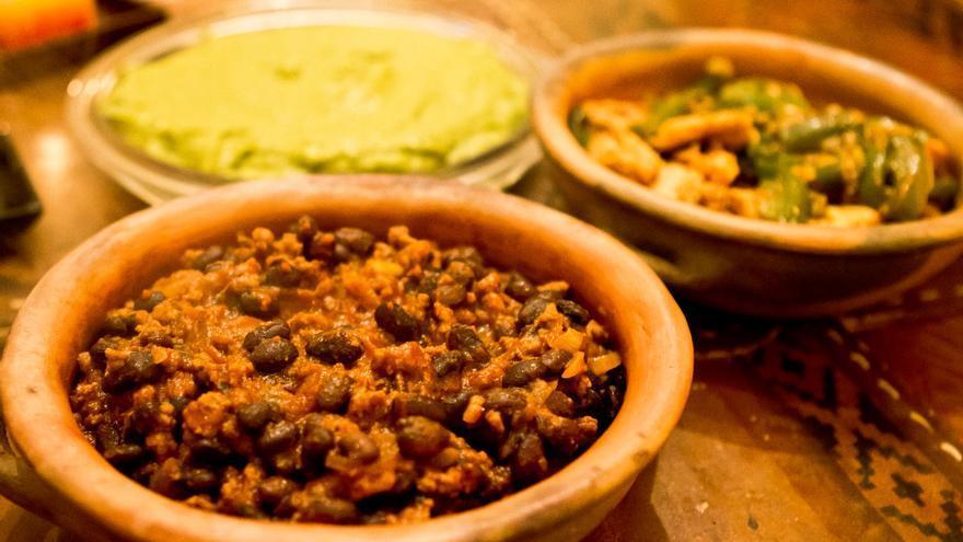 Chili con carne, uno de los platos estrella de la cocina TEX-MEX. VIAJAR AHORA