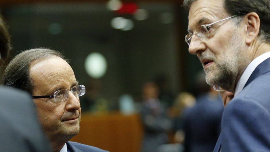 Rajoy y Hollande presidirán una cumbre bilateral el 10 de octubre en Francia