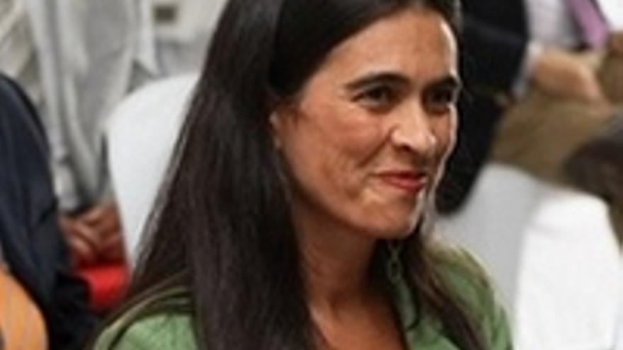 Mari Carmen Hernández Bento, delegada del Gobierno.