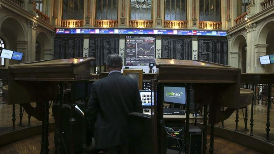 La bolsa española abre con ganancias y el IBEX sube un 0,07 por ciento