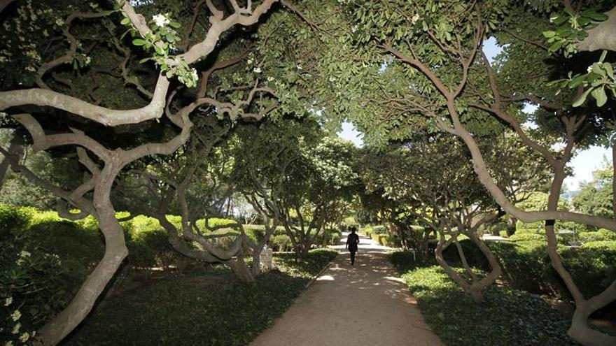 Marivent cierra sus jardines por dos meses tras recibir a 36.380 visitantes