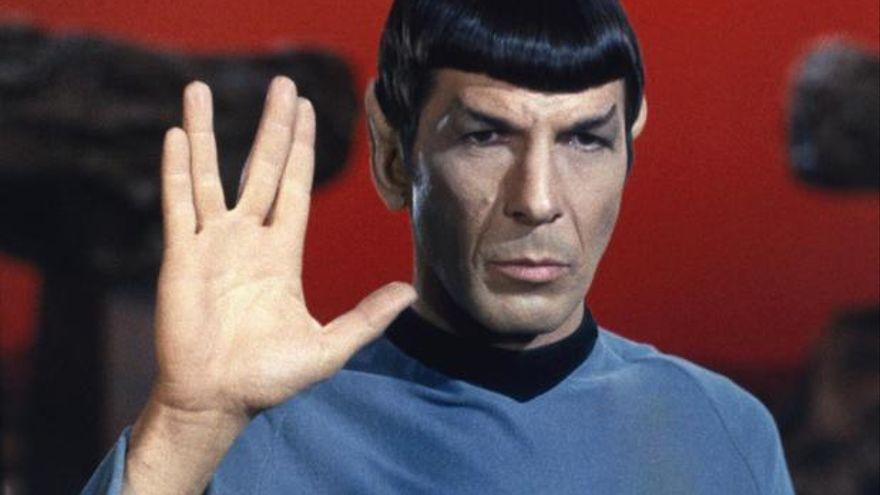 So long, Mr. Spock