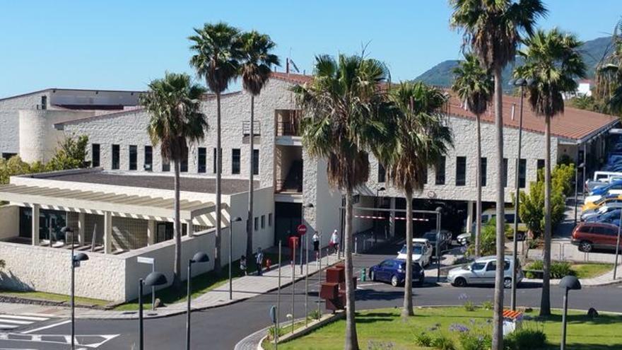 Imagen del Hospital General de La Palma.