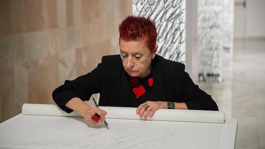 Concha Pérez, Premio Velázquez de Artes Plásticas