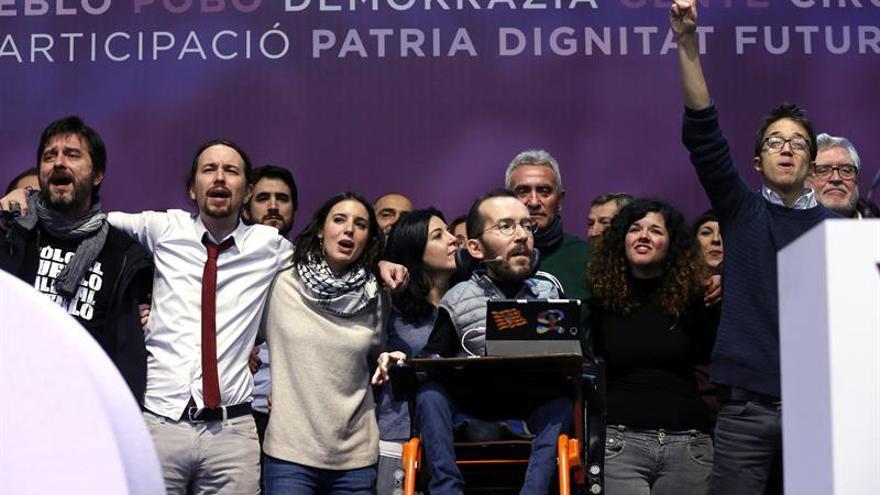 """Errejón promete que actuará con """"lealtad"""" a Iglesias: """"Estoy a la orden"""""""