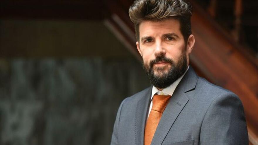 David Padrón.