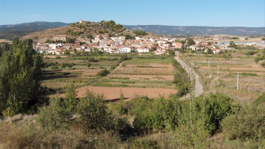 Ribatajada, en Cuenca