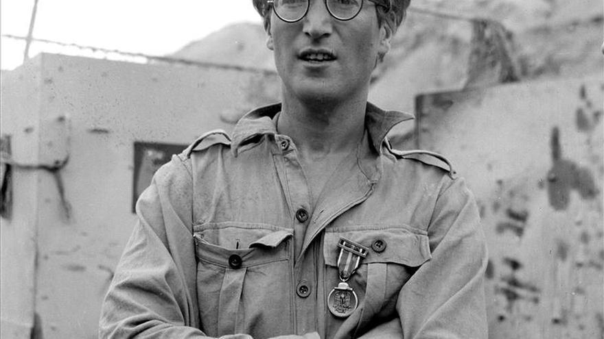 Nueva York recuerda a John Lennon en el 35 aniversario de su asesinato
