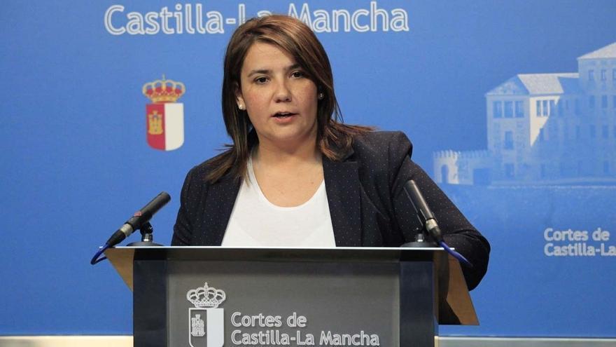 Agustina García, nueva consejera de Fomento de Castilla-La Mancha