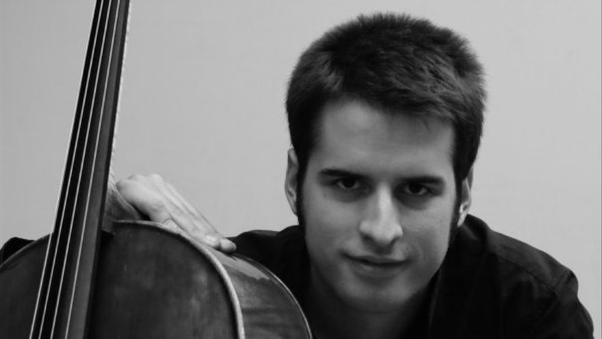 Joaquín Fernández, violonchelista, primer extremeño en formar parte de la Orquesta Nacional