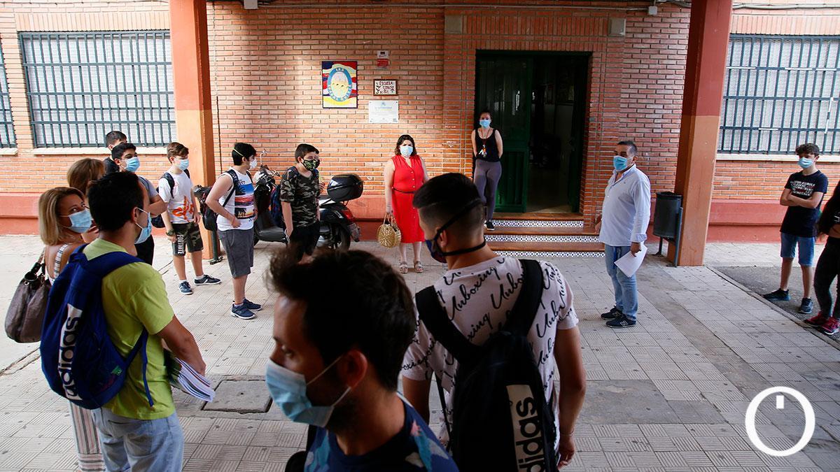 El IES Guadalquivir, uno de los centro reconocidos por fomentar la convivencia