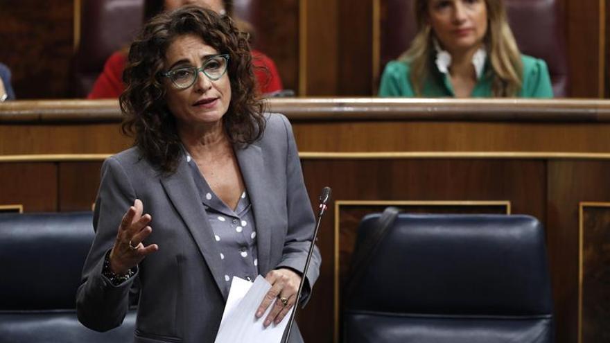 Montero: Estamos dispuestos a hablar con todos respetando el pacto con Podemos