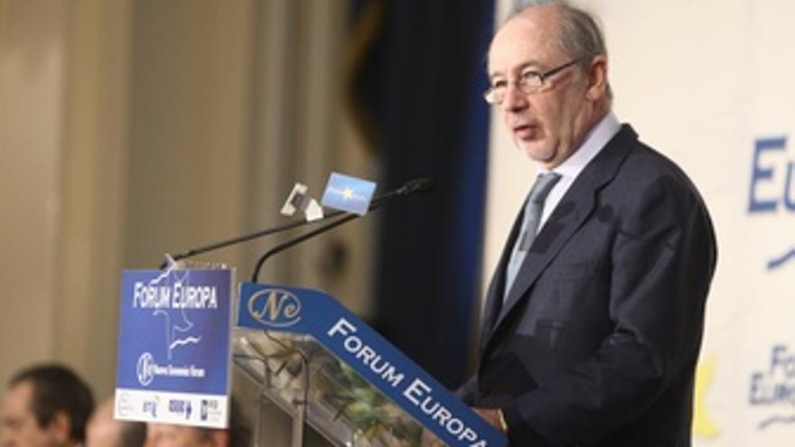 Presidente De Bankia, Rodrigo Rato