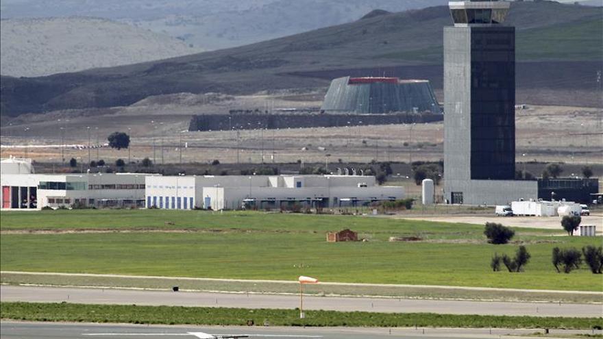 Un juzgado saca a subasta por 40 millones de euros el Aeropuerto de Ciudad Real