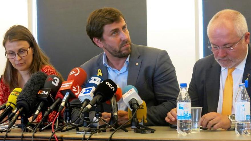 Puigdemont y los exconsejeros demandan a Llarena en Bélgica y piden su recusación