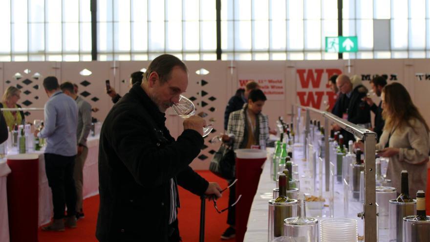 Feria Mundial de Vino a Granel