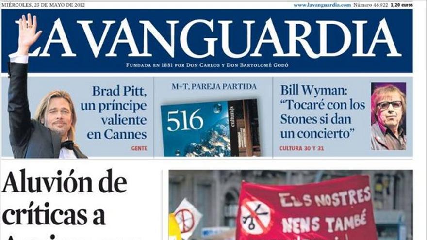 De las portadas del día (23/05/2012) #11