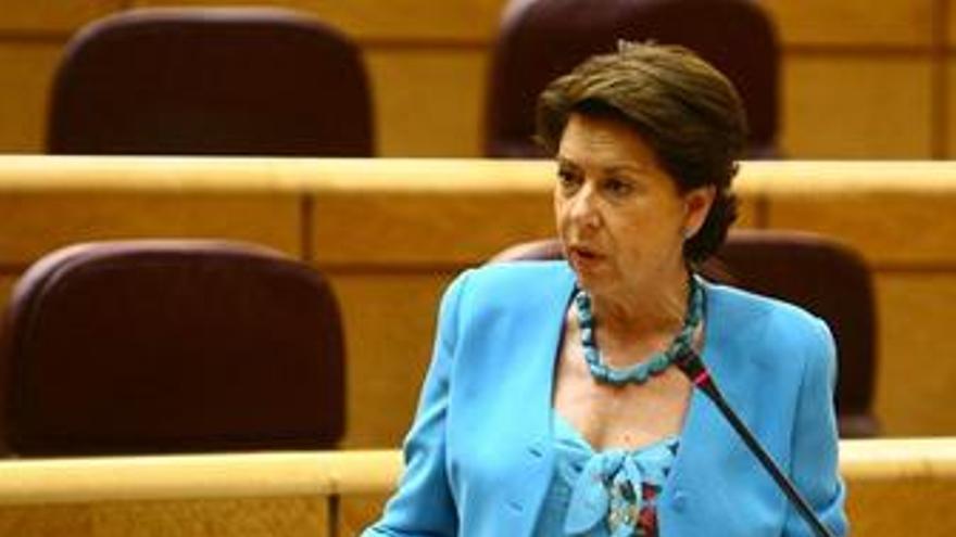 Magdalena Álvarez será ponente en el PE de una nueva normativa para combatir el fraude fiscal