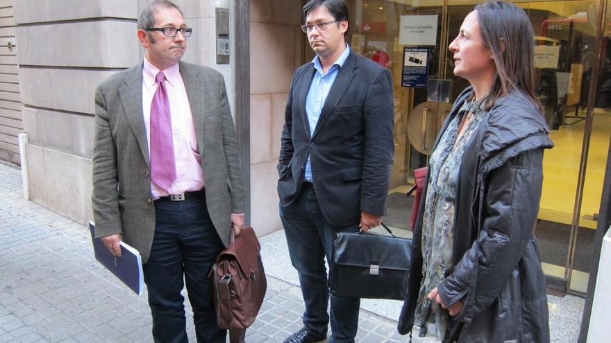 """Societat Civil denuncia en Fiscalía el uso """"ilegítimo"""" de datos personales"""